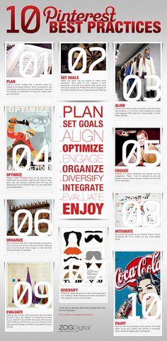 3 Gave Pinterest Infographics | RECLAMEPRAAT