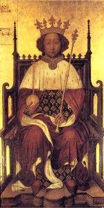 Richard II portrait