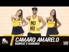 Camaro Amarelo - Munhoz e Mariano - Cia. Daniel Saboya (Coreografia) - YouTube