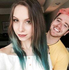 Lindossss (LubaTv e Gabbie Fadel) Youtubers, Youtube Memes, Streamers, Beautiful Boys, Boy Bands, Beauty Makeup, Fandoms, Hairstyle, Singer