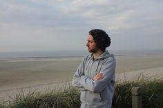 Watt-Reporter Simon tankt Energie für die anstehenden Drehtage.