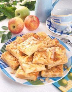Das Rezept für Saftiger Apfelkuchen vom Blech und weitere kostenlose Rezepte auf LECKER.de