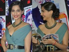 Sonam Kapoor is the global fashionista of Bollywood. She is known for her smart style statement everywhere. Apart from her fashion sense, Sonam Kapoor's hairstyles are also deeply appreciated…
