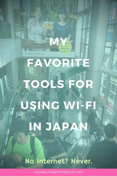 Everything you need to know to connect to the internet while traveling in Japan  Unlock Toolkit for Free