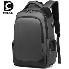 usb inch laptop backpack men waterproof Oxford black school bags computer back pack male Large capacity bagpack Mochila From Touchy Style Outfit Accessories Laptop Rucksack, Men's Backpack, Laptop Bag, Backpack Outfit, Fashion Backpack, Usb, Black School Bags, Wholesale Backpacks, Under Armour