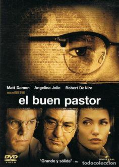 Matt Damon, Angelina Jolie y Robert de Niro intrepretan esta fuerte película de suspense acerca del nacimiento de la CIA.