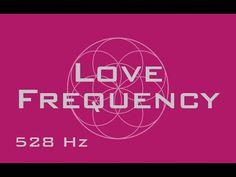 Love Frequency - 528 Hz DNA Healing / DNA Repair - Binaural Beats | #meditation #music #binauralbeats