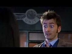 Doctor Who, Season 4. love this clip. love Donna.