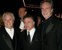 Tommy DeVito, Frankie Valli and Bob Gaudio