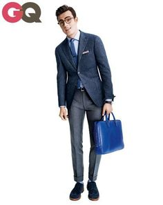 Street style tendance : The Best Colorful Menswear Clothes and Accessories for Fall