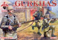 Boxer Rebellion Gurkhas