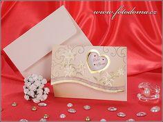 Svatební oznámení 3232 Lily