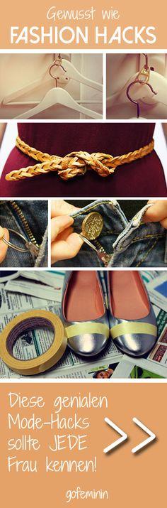 Schlüsselring durch Zipp auf Hosenknopf hängen, dann Knopfloch dräber, wenn Zipp immer auf geht. Super Idee
