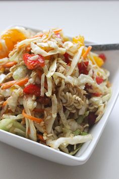 SIMPLE ASIAN CHICKEN SALAD - Simple Green Moms