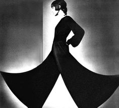 Photo by Guy Bourdin for French Vogue, 1967.