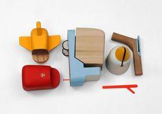 #Toys Little Words Lavabre Galliot #kids #design
