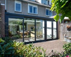 Garden Room Extensions, Rear Extension, Deco, Cozy House, Home Remodeling, Sweet Home, New Homes, Home And Garden, Windows