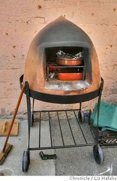 clay oven portable - Google Search