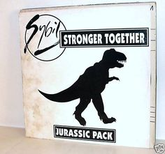 SYBIL - Stronger Together (Jurassic Pack) Promo 12 MAXI