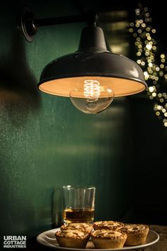 Shop for vintage wall lights and lighting by Factorylux. Free next day delivery. Restaurant Lighting, Bar Lighting, Wall Sconce Lighting, Interior Lighting, Restaurant Design, Kitchen Lighting, Lighting Ideas, Vintage Wall Lights, Vintage Walls