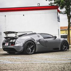 """awesome MadWhips Bugatti Fan Page! on Instagram: """"Veyron Vitesse  Follow @HustlersCreed  Follow @HustlersCreed  #  Freshly Uploaded To www.MadWhips.com  Photo by @fresh_window_tint""""  Cars"""