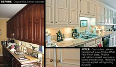 Creative Cabinets & Faux Finishes LLC - Faux Paint Finish & Cabinet Refinishing Experts - serving Metro Atlanta Area - Marietta, Roswell, Alpharetta - Kitchens