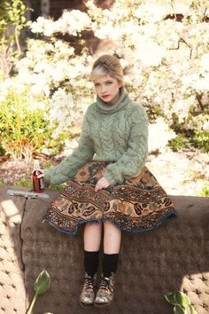 Tavi Gevinson Dishes on Anna Wintour, Feminism, and Her Plans for World Domination