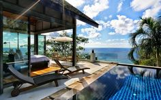 An architect work at Villa 15 Ayara Hilltops that bring the inside out is just simply perfect.http://www.theluxurysignature.com/property/villa-15-ayara-phuket/