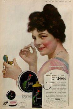 Jonteel face powder