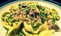 Pasta Paglia eFieno - Straw and Hay Pasta Recipe