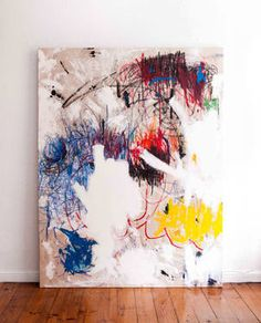 "Saatchi Art Artist Juan Luis Fernández; Painting, ""Control Z"" #art"