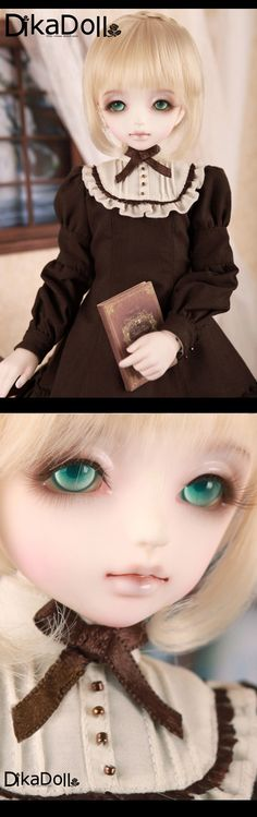 Yolanda, 42cm Dika Doll - BJD Dolls, Accessories - Alice's Collections