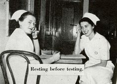 Marquette University nurses
