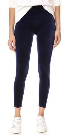SPANX Velvet Leggings #velvet #shopping #affiliate