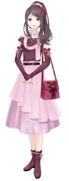 Pretty Anime Girl, Beautiful Anime Girl, I Love Anime, Anime Girl Dress, Manga Girl, Anime Girls, Anime Devil, Anime Angel, Anime Play