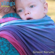 Gorgeous Girasol wrap