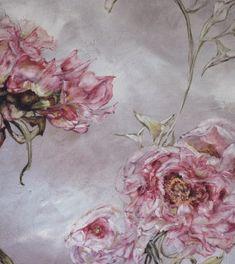 At Home With: Artist & Painter, Claire Basler, Château de Beauvoir, France