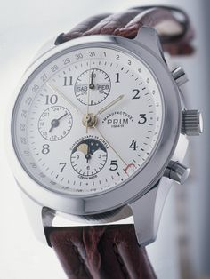 Manufacture PRIM 1949 - High-end custom made watches | Home page