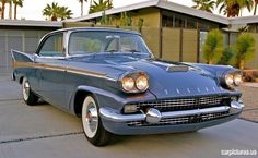 1958 Packard Hardtop Coupe..Re-pin Brought to you by agents at #HouseofInsurance in #EugeneOregon for #LowCostInsurance
