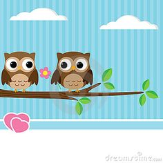 Cute Cartoon Owls stock photos - Search results - Page 4