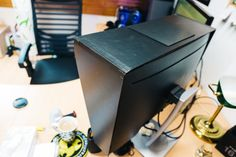I needed a monitor hood for quite some time but wasn& willing to pay the retail prices charged for them, so I decided to build one myself. In this tutoria For Less, Build Your Own, Drafting Desk, Monitor, Building, Workshop, Diy, Retail, Studio