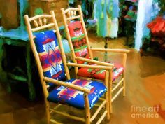 native american chairs - Google Search