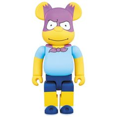 The Simpsons: Bartman 400% Bearbrick (Oct 2017) #bartman #bearbrick #fatsuma #medicom #thesimpsons #bartsimpson #awesome #cool #instacool #beautiful #beauty #amazing #love #instalove #fun #art #instagood #collectible #toy #new