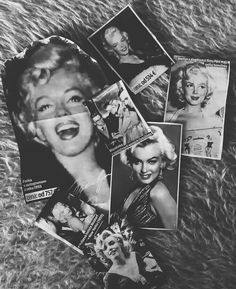 Some photos of Marilyn