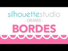 Creando bordes en Silhouette Studio - Video Cápsula #6 + RESPUESTAS - YouTube