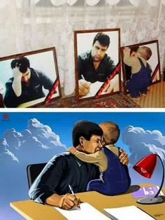 Killed azerbaijani journalist Elmar Huseynov's son Before and After Images of World Famous Photographs Meaningful Pictures, Sad Pictures, Napalm Girl, Lb Logo, Kevin Carter, Deep Images, Innocent Child, Ture Love, Japanese Boy