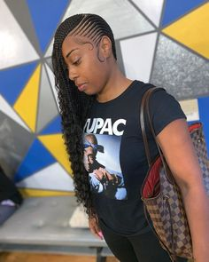 hairstyles demo hairstyles jamaica hairstyles in a ponytail hairstyles for natural hair hairstyles jamaica hairstyles bridal braid and curls hairstyles model Braided Ponytail Hairstyles, Braided Hairstyles For Black Women, African Braids Hairstyles, Girl Hairstyles, Braids With Curls, Braids For Black Hair, Girls Braids, Quick Braids, Beyonce