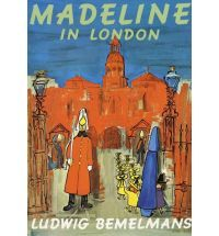 Madeline in London by Ludwig Bemelmans - Unit Study England