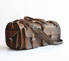 Awesome Leather Duffle Bag Leather Gym Bag Leather Travel Bag Leather Luggage Leather Weekender Bag Leather Overnight Bag for Men For Women Leather Duffle Bag, Leather Luggage, Duffel Bag, Weekender Bags, Duffle Bag Travel, Leather Bags, Crossbody Bag, Leather Overnight Bag, Luggage Sizes