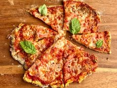 Healthy Eating, Healthy Food, Vegetable Pizza, Low Carb, Gluten, Keto, Yummy Food, Healthy Recipes, Cheese
